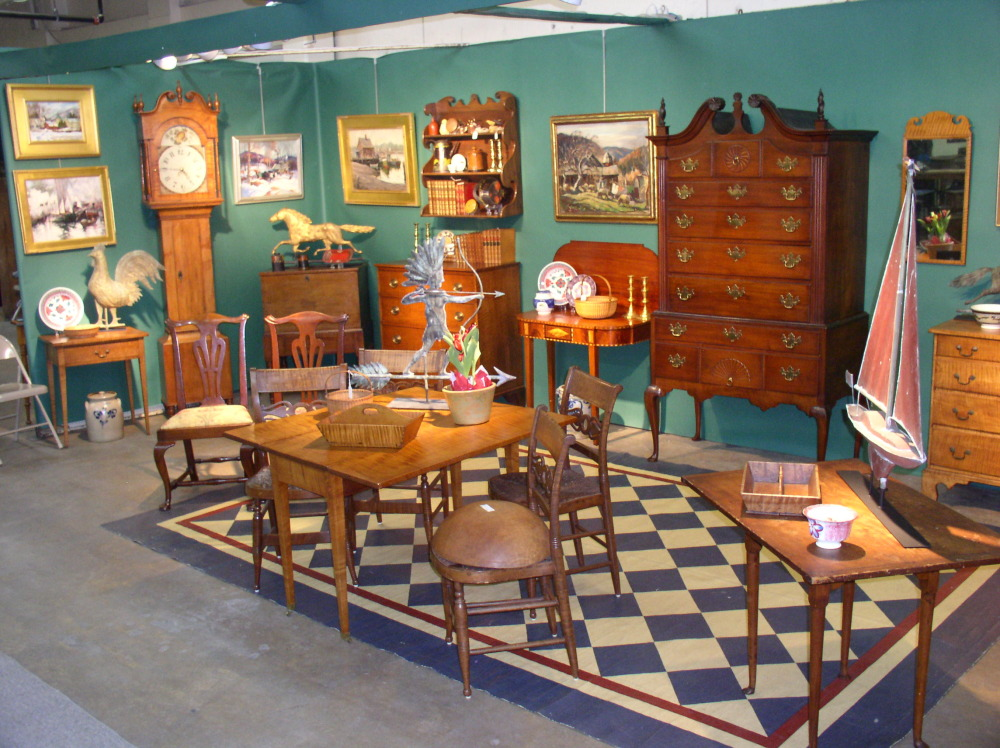 Antique Dealers Association Of America Ted Fuehr
