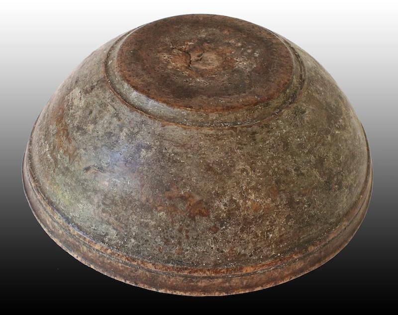Burl Bowls Antique Ash Burl Bowl in Scarce Early