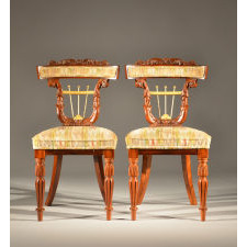 Pair of Excellent Rosewood Chairs